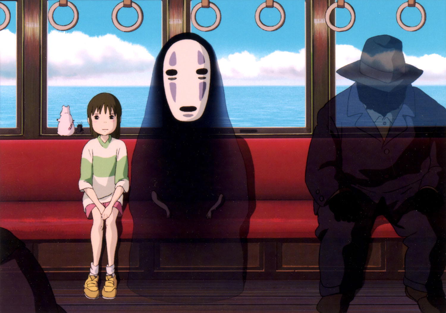 an analysis of the character of chihiro in the film spirited away Spirited away - film analysis  before viewing the film chihiro is a willful, headstrong girl who thinks everyone should fit in with her ideas and meet her needs .