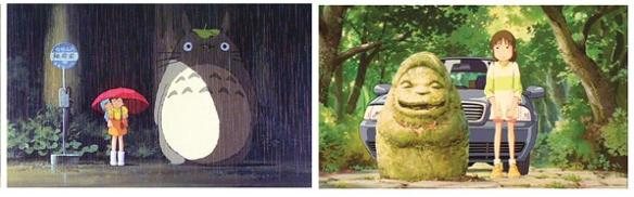 My Neighbor Totoro Vs Spirited Away Hymn Of Soul